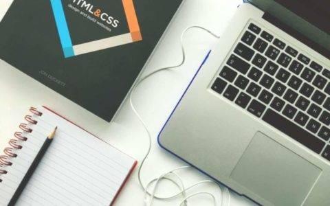 website-laptop-css